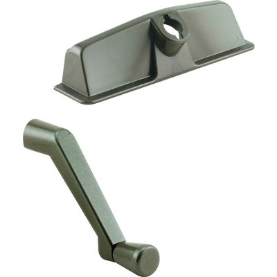 Truth Hardware TH 24034 Entryguard Operator Cover And Crank, Clay