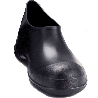 Tingley® 35111 Workbrutes® Hi-Top Work Overshoes, Black, Cleated Outsole, Small