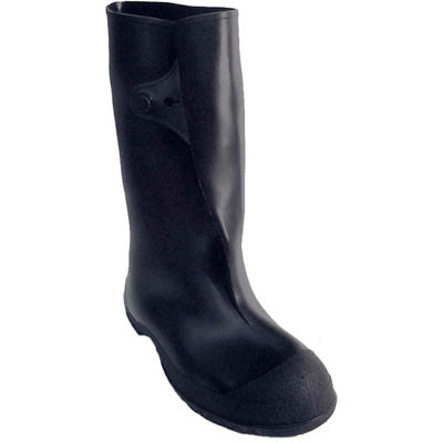 """Tingley® 35141 Workbrutes® 14"""" Knee Boots, Black, Cleated Outsole, XL"""