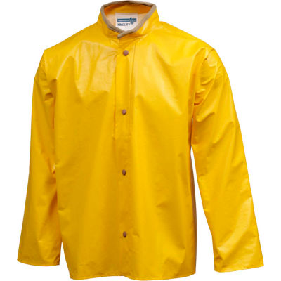 Tingley® J32007 American® Storm Fly Front Jacket, Yellow, Large