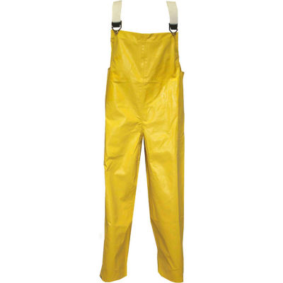 Tingley® O12007 Magnaprene™ Plain Front Overall, Yellow, 3XL