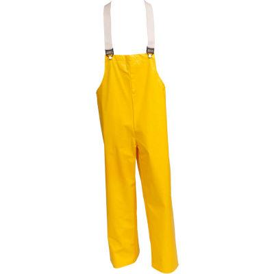Tingley® O21007 Eagle™ Plain Front Overall, Yellow, 2XL
