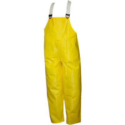 Tingley® O31007 Webdri® Plain Front Overall, Yellow, 4XL