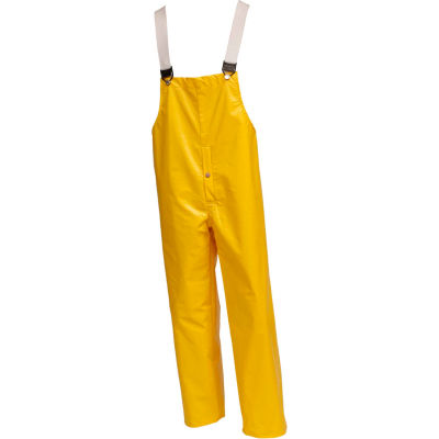 Tingley® O32007 American® Plain Front Overall, Yellow, Medium