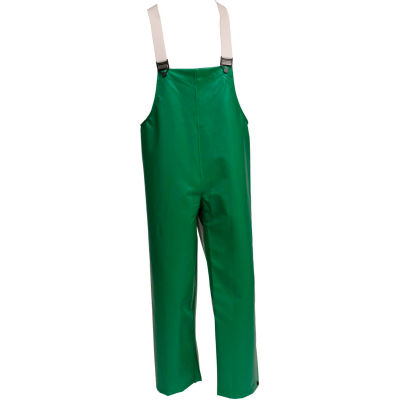 Tingley® O41008 SafetyFlex® Plain Front Overall, Green, Small