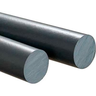 AIN Plastics CPVC Plastic Rod Stock, 3/8 in. Dia. x 60 in. L, Grey