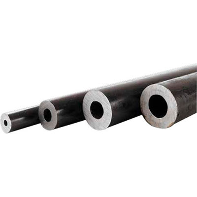 AIN Plastics PVC Plastic Tube Stock, Schedule 80, 2-1/2 in. Dia. x 120 in. L, Grey