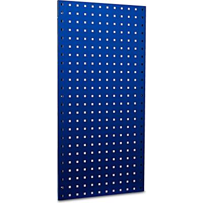 """LocBoard Pegboards, LB18-B, 18""""W x 36""""H x 9/16"""", Blue, 2 PK"""