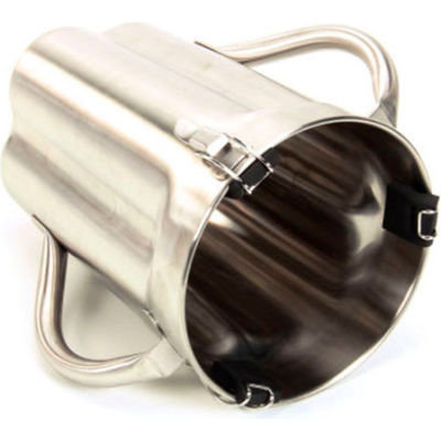Waring 023909 - Stainless Steel Blender Jar with 2 Handles for Blenders, 1 Gallon