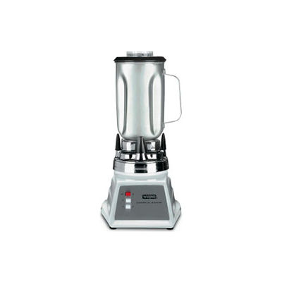 Waring 7011S - Blender, 2 Speed, Stainless Steel Container, 32 Oz.