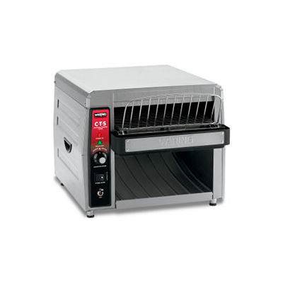 Waring CTS1000 - Commercial Conveyor Toaster, 450 Slices Per Hour, 120V