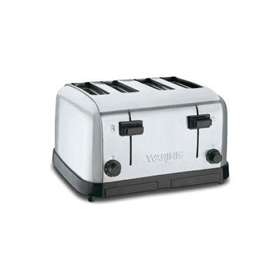 Waring WCT708-3, Commercial Toaster, 4 Slot, 120V