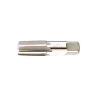 """HSS Import Taper Pipe Reamer Straight Flute, 1/2"""" Diameter,"""