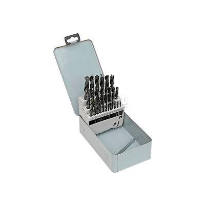 29 Pc. HSS Import Black Oxide Jobbers Drill Set