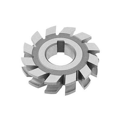 "HSS Import Concave Milling Cutter, 11/32"" Circle DIA x 2-3/4"" Cutter DIA x 1"" Hole"