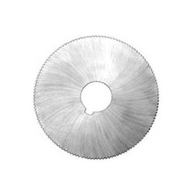 "HSS Import Jewelers Saw, 1"" DIA x .008"" Face x 3/8"" Hole x 99 Teeth"