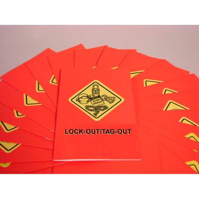 Lock-Out / Tag-Out Booklets
