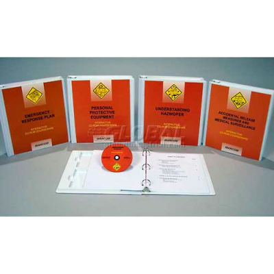 HAZWOPER Emergency Response: Operations CD-ROM Package