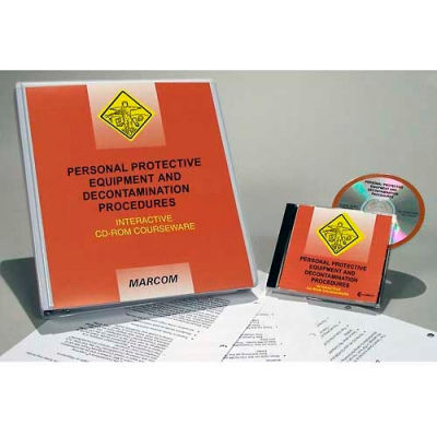 Personal Protective Equipment & Decontamination Procedures CD-ROM Course