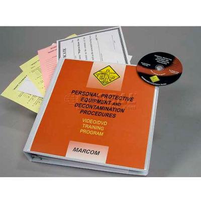 Personal Protective Equipment & Decontamination Procedures DVD Program