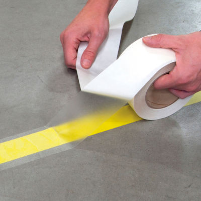 """Clear Protectant Tape, 5""""W x 54'L Roll, FTL500"""
