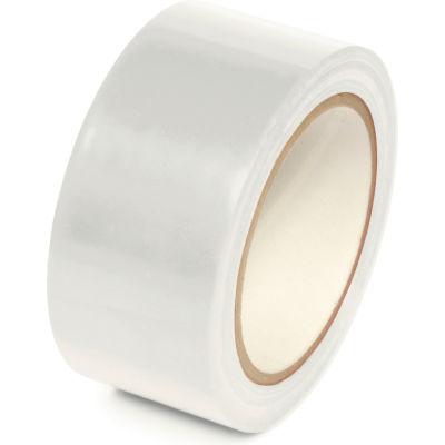 "Floor Marking Aisle Tape, White, 2""W x 108'L Roll, PST213"