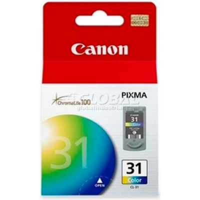 Canon® Ink Cartridge CL-31, Color