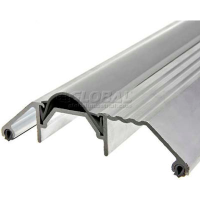 Frost King Standard Aluminum Door Threshold, Silver - Pkg Qty 12