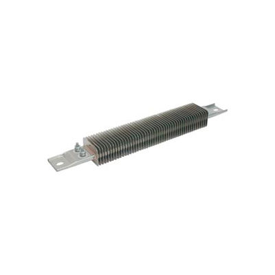 "Tempco Finned Strip Heater, CSF00017, 240V, T3, 17-7/8""L 1550W"