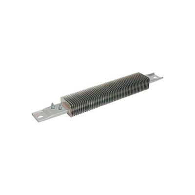 "Tempco Finned Strip Heater, CSF00060, 120V, T4, 14""L 1100W"