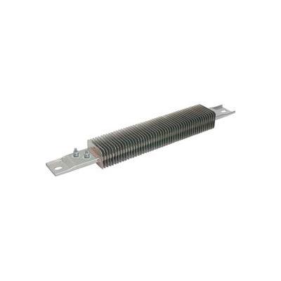 "Tempco Finned Strip Heater, CSF00085, 240V, T4, 21""L 1900W"