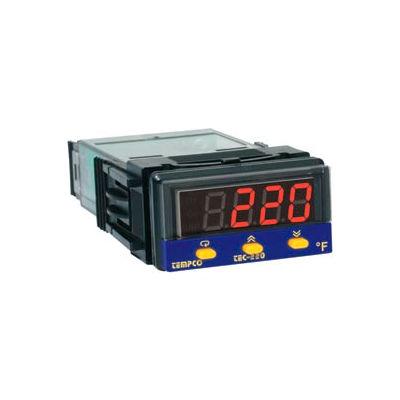 Temperature Control - Prog, 90-250V, Relay2A, TEC03002
