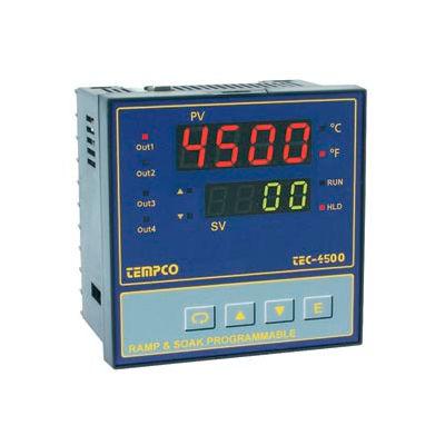 Temperature Control - 90-264VAC, 1/4Din, SSR-5VDC, TEC58007