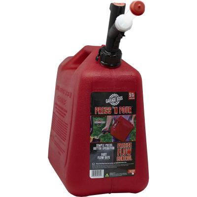 Briggs & Stratton PRESS N POUR 5 Gallon Gas Can, GB351