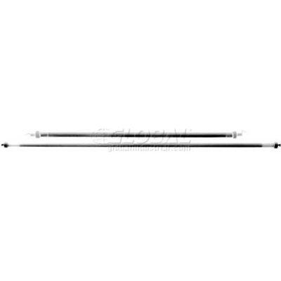 TPI Replacement Quartz Tube for FFH912B Infrared Heater 671-3454 450W 120V