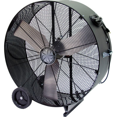 TPI PB36D,36 Inch Portable Blower Fan Direct Drive 1/3 HP 6500 CFM