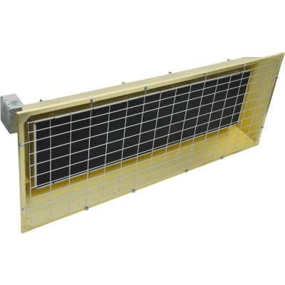 TPI Infrared Electric Heater FSS-9557-3 Heavy Duty 9.50 kW 600V