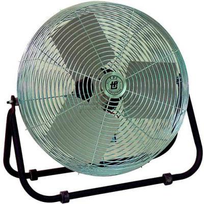 """TPI 24"""" Single Speed Fan TAT-24-FAN-120V-1 for Thermal Area Treatment Heaters"""
