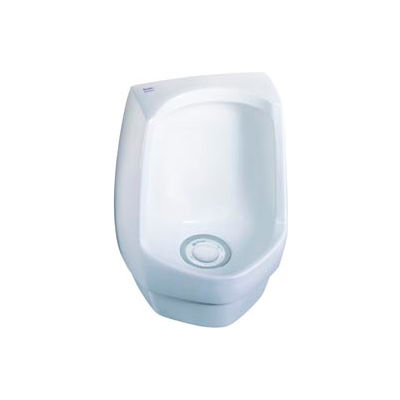 "Sloan WES-1000 Waterless Urinal  16-1/2""W x 14-3/8""D x 26""H"
