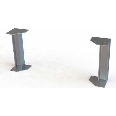 "U-Design Max-Access Aluminum Work Platforms - 20""H Tower Support - UAP020"