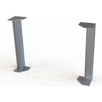 "U-Design Max-Access Aluminum Work Platforms - 30""H Tower Support - UAP030"