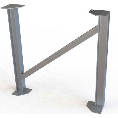 "U-Design Max-Access Aluminum Work Platforms - 40""H Tower Support - UAP040"