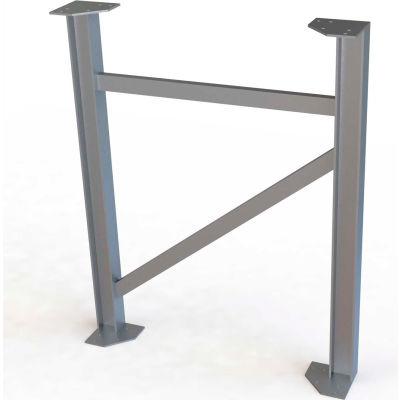 "U-Design Max-Access Aluminum Work Platforms - 50""H Tower Support - UAP050"