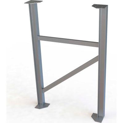 "U-Design Max-Access Aluminum Work Platforms - 60""H Tower Support - UAP060"