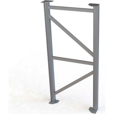 "U-Design Max-Access Aluminum Work Platforms - 80""H Tower Support - UAP080"
