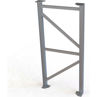 "U-Design Max-Access Aluminum Work Platforms - 80""H Tower Support - UAP080"