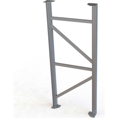 "U-Design Max-Access Aluminum Work Platforms - 90""H Tower Support - UAP090"