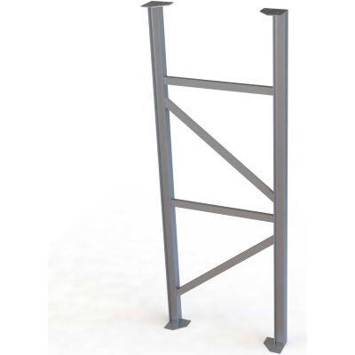 "U-Design Max-Access Aluminum Work Platforms - 100""H Tower Support - UAP100"