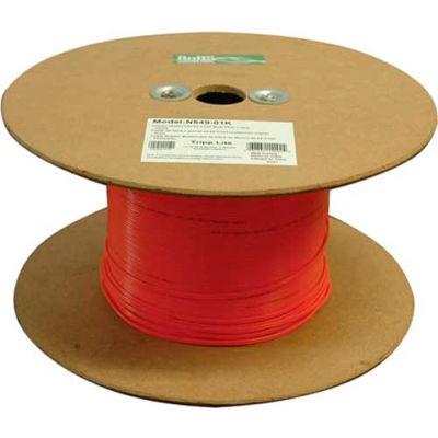 Tripp Lite N549-01K 1000ft Bulk 62.5/125 Multimode Duplex Fiber Optic Cable, 1000'
