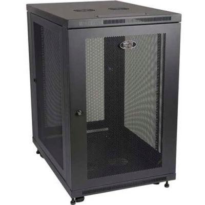 Tripp Lite 18U SmartRack Mid-Depth Rack Enclosure Cabinet